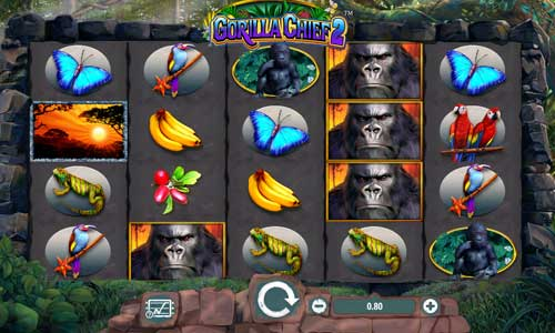 Gorilla Chief 2 casino slot