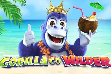 Gorilla Go Wilder slot gratis demo och recension
