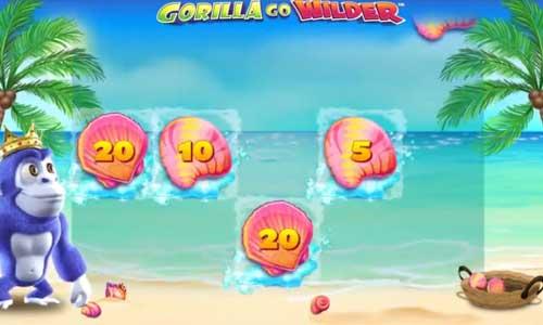 Gorilla Go Wilder videoslot