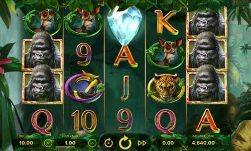 Gorilla Kingdom videoslot