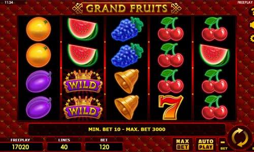 Grand Fruits slot