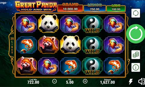 Great Panda slot