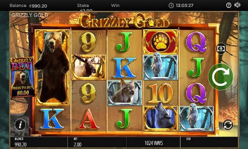 Grizzly Gold slot