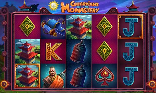 Guardians of the Monastery free slot