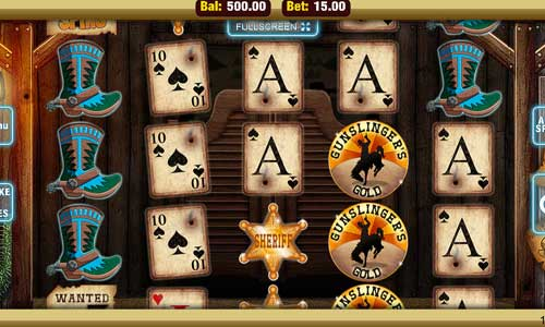 Gunslingers Gold slot