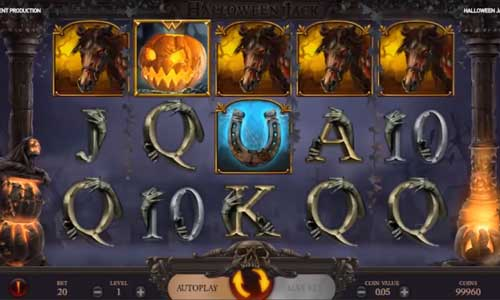 Halloween Jack casino slot