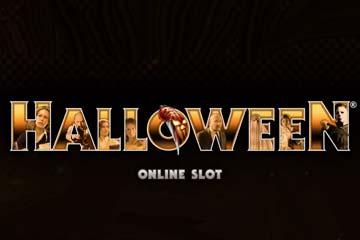 Halloween video slot