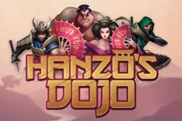 Hanzos Dojo video slot