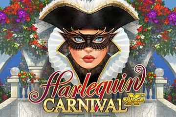 Harlequin Carnival video slot