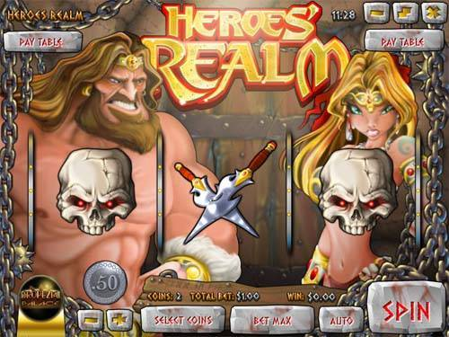 Heroes Realm videoslot