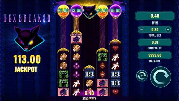Hexbreaker 3 slot