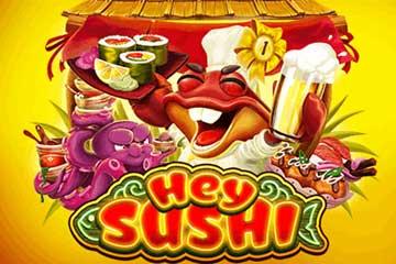 Spela Hey Sushi slot