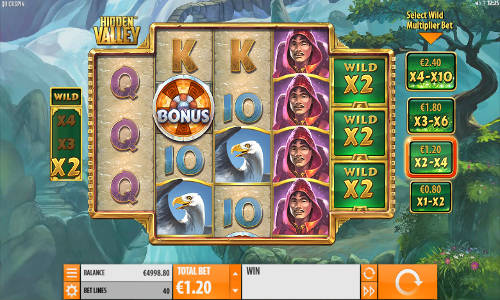 Spela Goldilocks an the Wild Bears på Casumo casino!