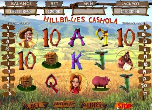Hillbillies Cashola slot