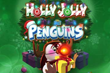 Holly Jolly Penguins video slot