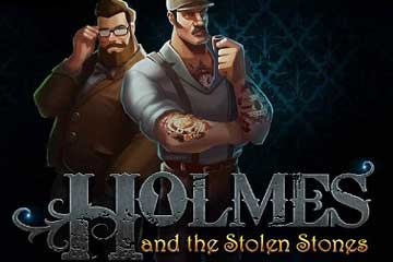 Holmes and the Stolen Stones video slot