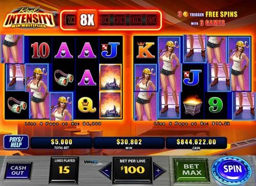 Hot Molten Money free slot