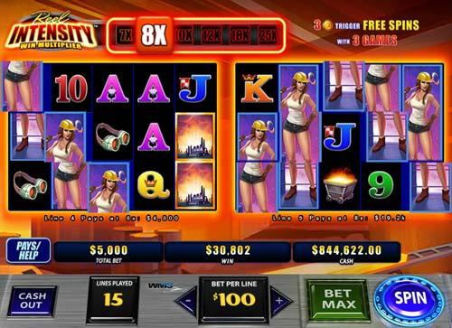 Hot Molten Money slot