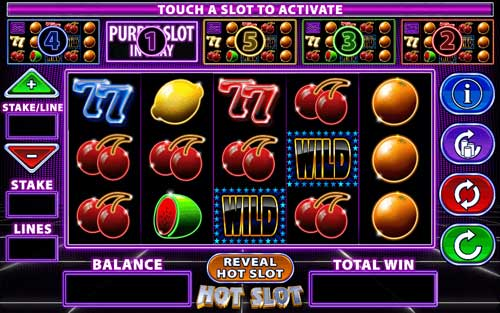 free slots online for fun sizzing hot