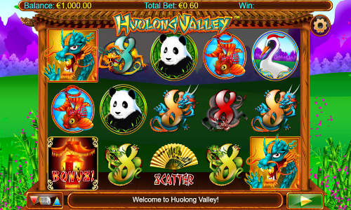 Huolong Valley slot