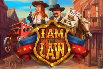 I Am The Law video slot