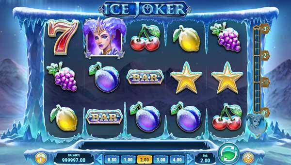 Ice Joker videoslot