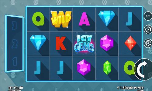 Icy Gems videoslot