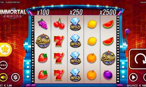 Immortal Fruits casino slot