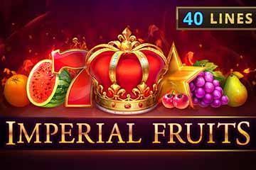 Imperial Fruits 40 Lines video slot