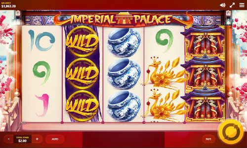 Imperial Palace free slot