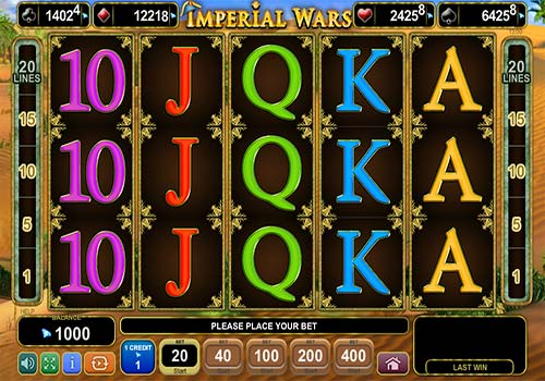 Imperial Wars slot