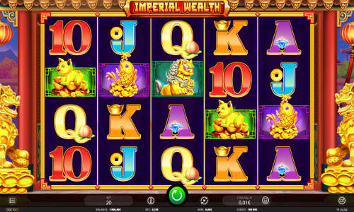 Imperial Wealth slot