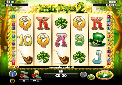 Irish Eyes 2 free slot