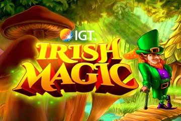 Spela Irish Magic slot