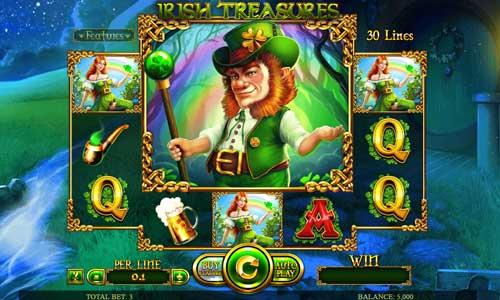 Irish Treasures slot