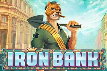Iron Bank slot gratis demo och recension