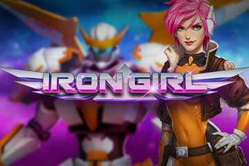 Iron Girl video slot