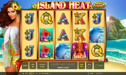Island Heat videoslot