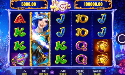 Its Magic free slot