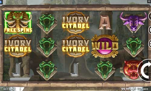 Ivory Citadel videoslot