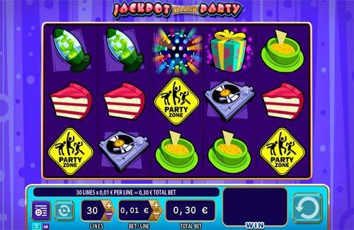 Jackpot Block Party free slot