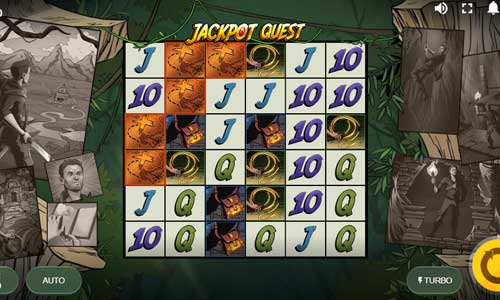 Jackpot Quest videoslot