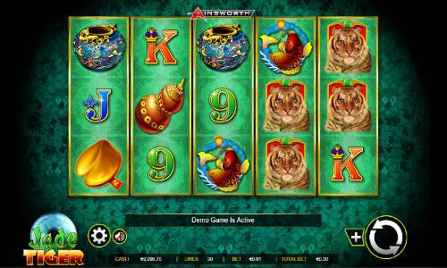 Jade Tiger free slot