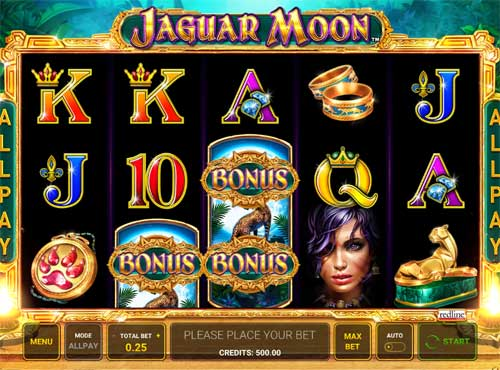 Jaguar Moon slot