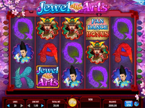 In Bloom slots - spela IGT casinospelet på nätet