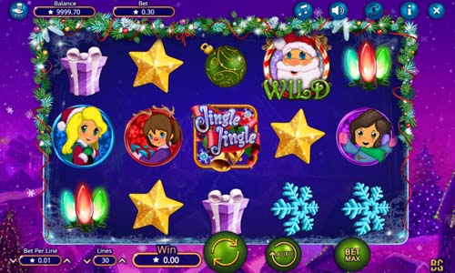 Jingle Jingle casino slot