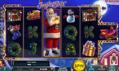 Jingle Slots videoslot