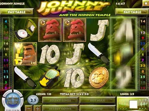 Johnny Jungle slot