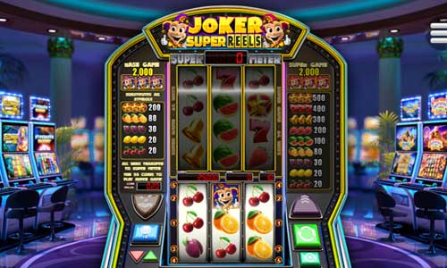 Joker Super Reels videoslot