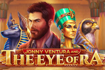 Jonny Ventura and The Eye of Ra slot